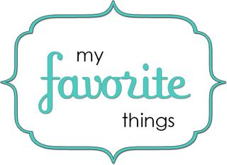 My Favorite Things Graphic